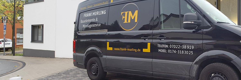 FRANK MORLING